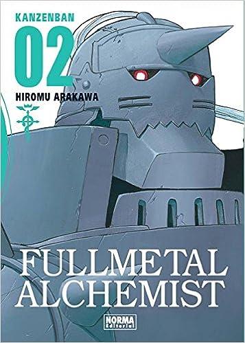 Fullmetal Alchemist Kanzenban 02 por Hiromu Arakawa epub