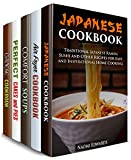 Authentic Twist Box Set (5 in 1): Learn How to Cook Amazing, Japanese, Chinese Recipes and Best Comfort Meals (Traditional Meals)