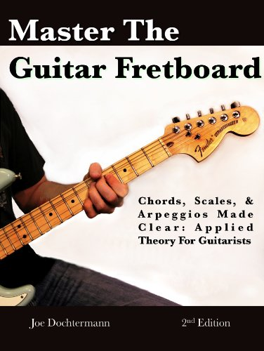 Master The Guitar Fretboard Chords Scales Arpeggios Made Clear