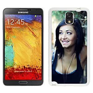 Unique Designed Cover Case For Samsung Galaxy Note 3 N900A N900V N900P N900T With Sierra Love Girl Mobile Wallpaper(34) Phone Case