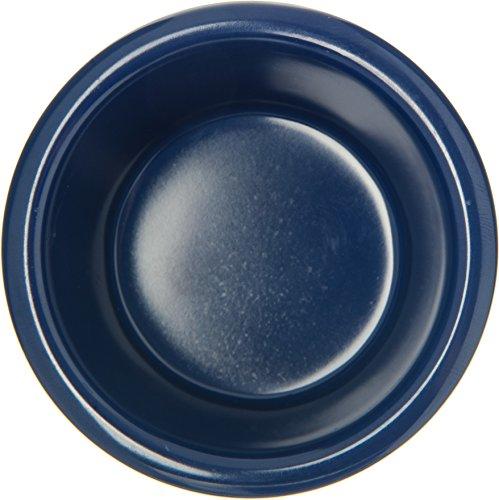 Carlisle S27960 Melamine Fluted Ramekin, 2 oz. Capacity, Cobalt Blue (Case of 48) by Carlisle (Image #2)