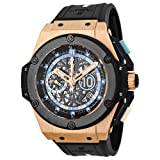 Hublot King Power Diego Maradona Limited Edition 200 Pieces 18K Rose Gold Watch 716.OM.1129.RX.DMA12