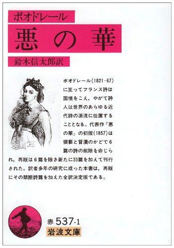 悪の華 (岩波文庫 赤 537-1)