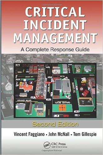 Critical incident management a complete response guide second critical incident management a complete response guide second edition 2nd edition fandeluxe Images
