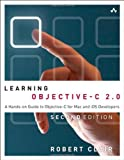 Learning Objective-C 2. 0, Second Edition, Robert Clair, 0321832086