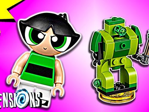 Clip: Powerpuff Girls Buttercup 3-in-1 Fun Pack