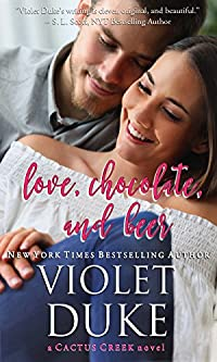 Love, Chocolate, And Beer: Luke & Dani by Violet Duke ebook deal