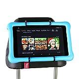Hikig Headrest Tablet Holder for Kindle Fire 7, Fire HD 8, Fire HD 10, Fire 7 Kids Edition, Fire HD 8 Kids Edition