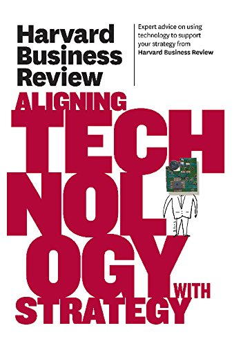 Harvard Business Review on Aligning Technology with Strategy (The Harvard  Business Review Paperback Series) 5effa6e6e47