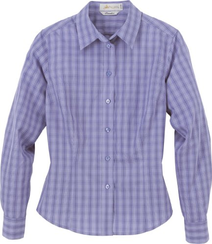 Il Migliore 77025 Ladies' Primalux Yarn-Dyed Plaid Shirt - EVNG SHADE 692 - M