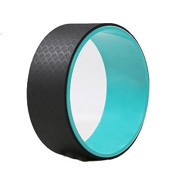 Pilates círculo yoga-wheel Fitness rondas de la polea lnag ...