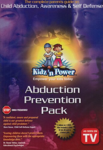 tion Prevention Pack (Stop Child Predators: The Complete Parents Guide on Child Abduction, Awareness & Self-Defense) ()