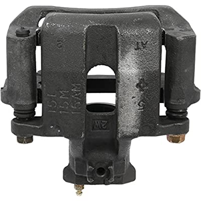 A1 Cardone 18-B8032 Unloaded Brake Caliper with Bracket (Remanufactured): Automotive