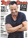 Rolling Stone Magazine (October 20, 2016) Bruce Springsteen Cover