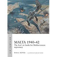 Malta 1940–42: The Axis' air battle for Mediterranean supremacy