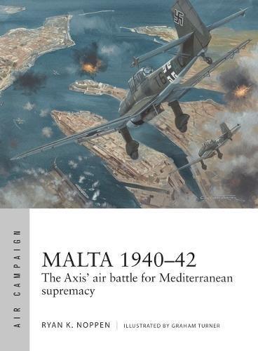 Malta 1940–42: The Axis' air battle for Mediterranean supremacy (Air Campaign)