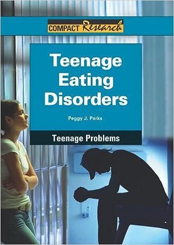 Teenage Eating Disorders por Peggy J. Parks epub