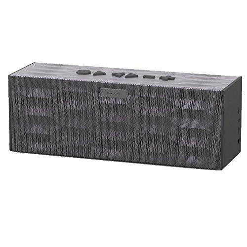 Jawbone 41100BBR Big JAMBOX Bluetooth Speaker, Platinum/Graphite