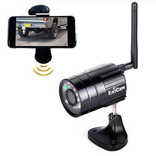 EsiCam Portable Wireless Trailer Creative