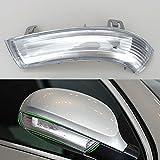 MZORANGE Mirror Turn Signal Light Right Left for VW Jetta MK5 05-10 Passat B6 (Passenger Side Right)