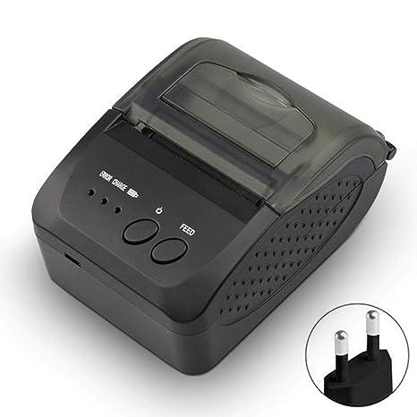 remote.S 58mm Impresora Térmica Inalámbrica USB Portátil ...