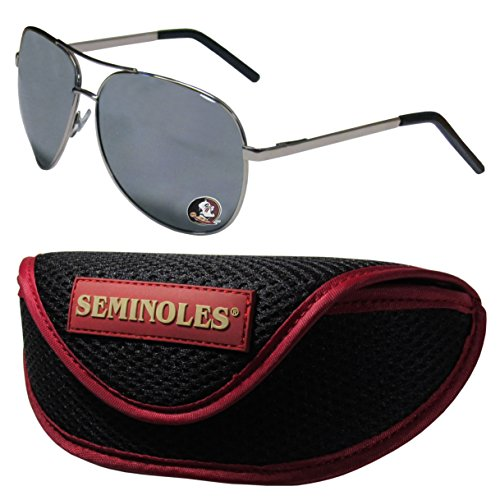 NCAA Florida State Seminoles Aviator Sunglasses & Sports - Sunglasses Fsu