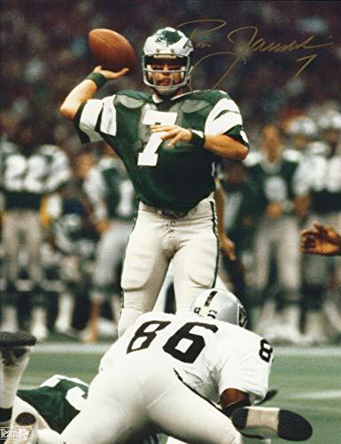 (Autographed Ron Jaworski 8x10 Philadelphia Eagles Photo)