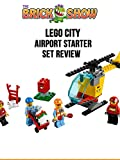 Review: Lego City Airport Starter Set Review