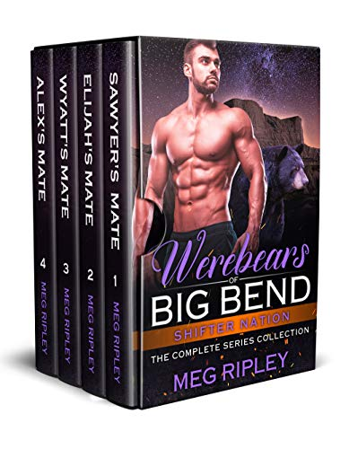 (Werebears Of Big Bend: The Complete Series Collection (Shifter Nation))