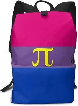 LGBTQA Bisexual Pride Backpack