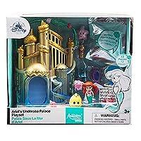 Disney Officiel La Petite Sirène Ariel Micro Ensemble de Jeu