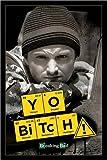 Poster Breaking Bad - Yo Bitch! - preiswertes Plakat, XXL Wandposter im Format 61 x 91.5 cm