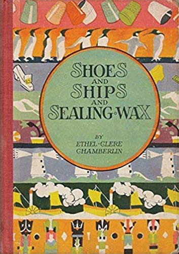 (Shoes and Ships and Sealing)