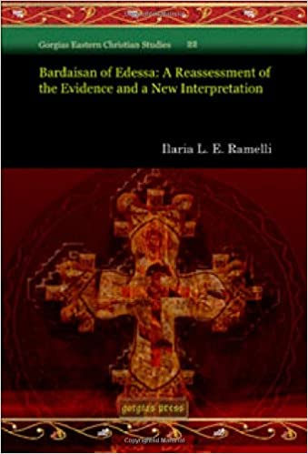 Bardaisan of Edessa: A Reassessment of the Evidence and a New Interpretation (Gorgias Eastern Christian Studies)