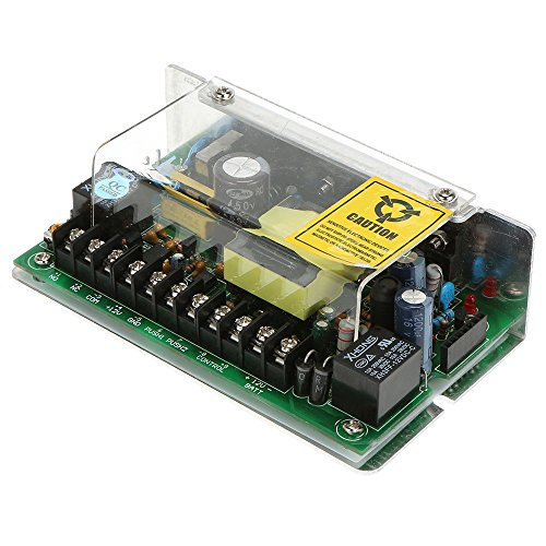 KKmoon AC100-240V to 12V/5A Power Supply for Door Entry A...