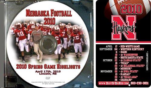 2010 Spring Game Highlights & 2010 Schedule Magnet