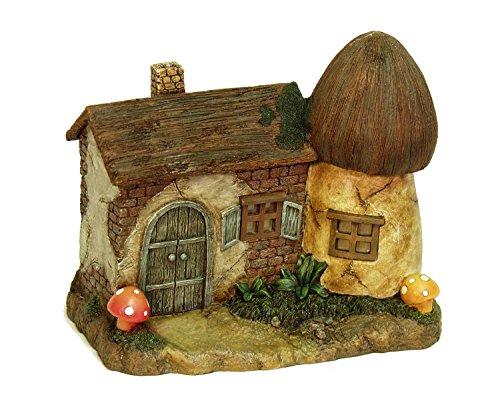 Echo Valley RSR E-V Solar Farmhouse Fairy Gnome -