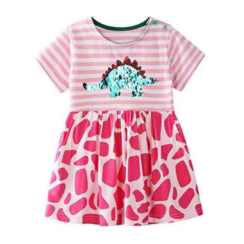 Size 8 Little Girls Clothes Kitten Clothe,Dresses Flower Dress Peony Rose rosa Flower Shivering Flowers Artist Print Dress Youthful Dress Clothing Floral Spring Garden