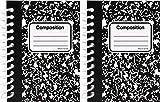 Black & White Mini composition notebooks -24 pack- 2.5 X 3.5