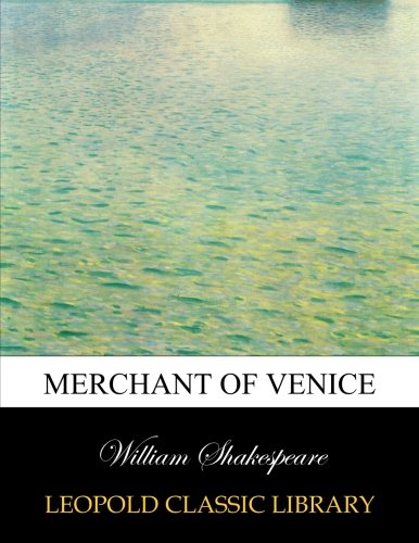 Merchant of Venice pdf