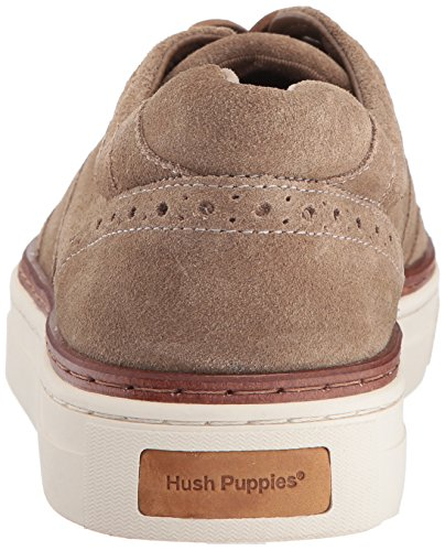 Taupe Fielding Hush Mens Hush Puppies Arrowood Oxford Puppies xaRqaUI0