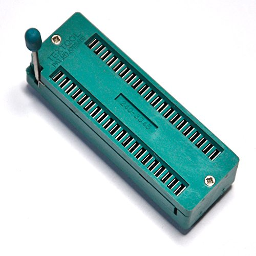 Universal 40 Pin ZIF DIP IC Test Board Socket - 2
