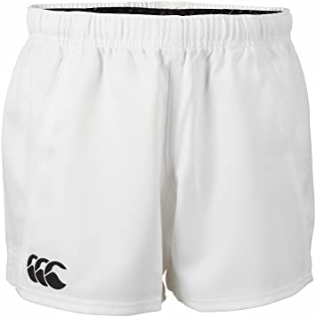 Rugby Training Black//Navy//White Canterbury Elastic Waist Team Shorts