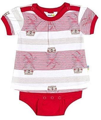 4e2ac48832494 JOHA - chemise de Corps (Combinaison de T-Shirt et corps) Bébé Fille ...