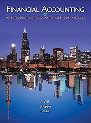 CengageNOW for Weil/Schipper/Francis' Financial Accounting: An Introduction to Concepts, Methods and Uses, 14th Edition