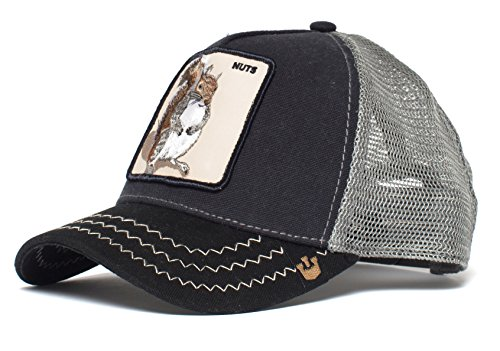 Goorin Bros. Men's Squirrel Master Baseball, Navy, One Size