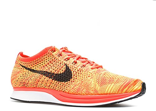 Chaussures Flyknit Entrainement BRIGHT Homme de VOLT Running BLACK Nike Racer CRIMSON TEqnF