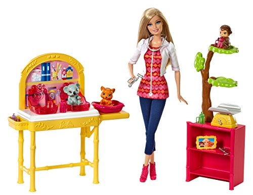 Barbie Careers Zookeeper Doll Playset product image