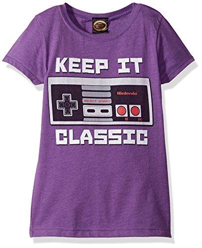 Purple Classic T-Shirt - 9