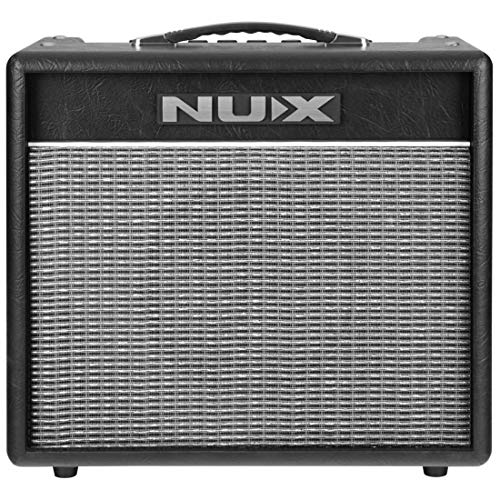 NUX Mighty 20BT Electric Guitar Amplifier 20Watt digital Amplifier with Modulation reverb and delay effects ()